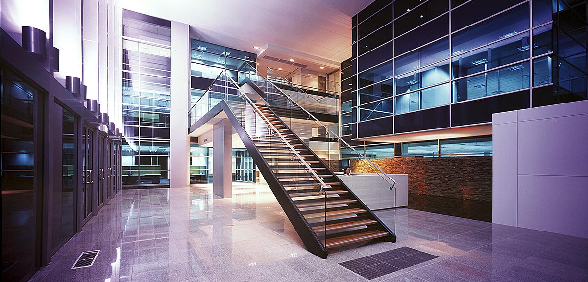 Shell Headquarters | AdeB Architects